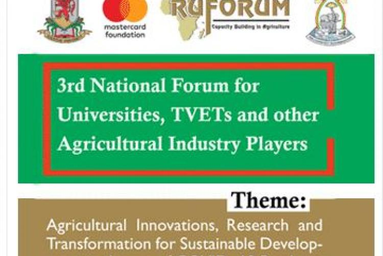 3rd National forum for Universities  and TVETs