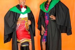 LARMAT Graduands in the 63rd graduation ceremony